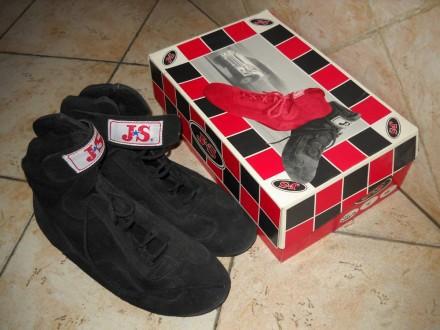 Zapatos Antiflama