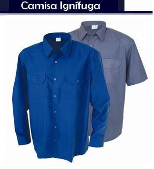 Camisas Antiflama